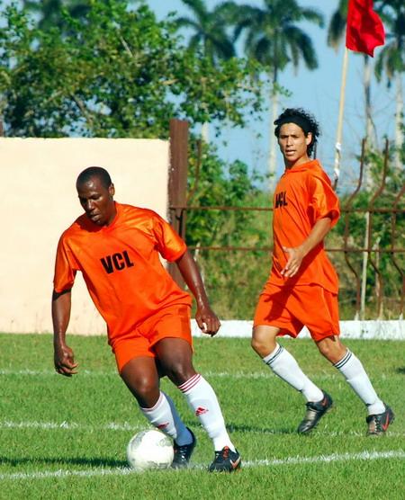 Roberto Linares y Luis Ernesto Alba