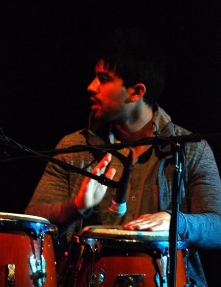Percusión menor: Otto Santana